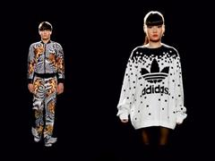 Lookbook en movimiento de la colección FW13 adidas Originals by Jeremy Scott