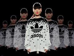adidas Originals by Jeremy Scott FW13 film lookbook