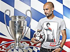 Pep Guardiola gives exclusive interview to mark launch of adidas Gamedayplus