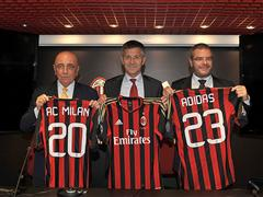 adidas and A.C. Milan announce the extension of their partnership until 2023