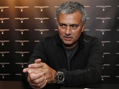 UEFA Champions League Gamedayplus - Mourinho Interview Part 1