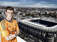 Real Energy. Real Madrid. Hoy en Turín el Madrid estrena su tercera equipación
