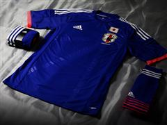 adidas presents the Japanese federation kit for 2014 FIFA World Cup Brazil™