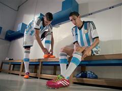 Adidas Presenta Los Kits De Federaciones Mas Ligeros A Mostrarse En El 2014 FIFA World Cup