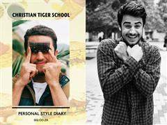 Christian Tiger School | GQ Style Diary