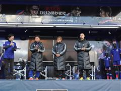 『アディダス 円陣キャラバントラック』出発式を開催!