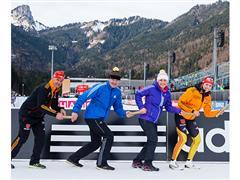 adidas und Deutscher Skiverband verlängern Partnerschaft bis 2018