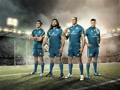adidas presenta la nuova divisa azzurra della Federazione Italiana Rugby