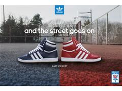 adidas Top Ten East vs West