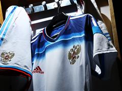 adidas presents the new Russian National Football Team away kit