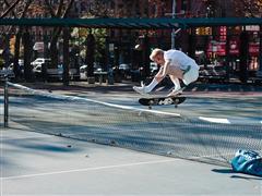 adidas Skateboarding reveals Stan Smith's secret life of skate