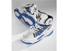 Mutombo Blue & White Colorway
