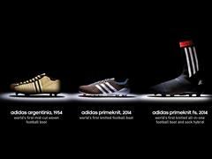 Το Primeknit FS της adidas δείχνει το μέλλον του ποδοσφαίρου