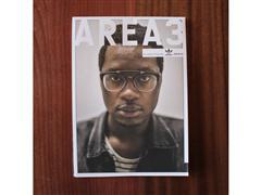 adidas Originals AREA3 Broadsheet – third edition on street this week