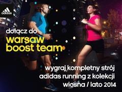 Dołącz do ekipy Warsaw Boost Team!