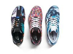 adidas Originals SS14 ZX Flux Photo Print Pack