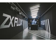Unique adidas South Africa ZX Flux launch at AREA3