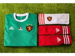 adidas e Sport homenageiam nações que jogarão em Recife durante a Copa do Mundo da FIFA Brasil 2014™