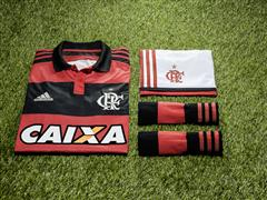 Flamengo Soars In Black and Red