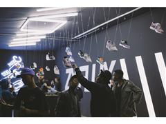 adidas Originals launches ZX Flux in AREA3, Johannesburg