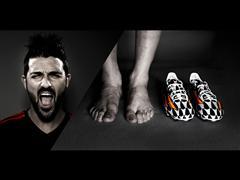 Los futbolistas adidas de Real Madrid y el Atlético Madrid se arman para la final