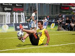 adidas се включва в турнира по футбол на The Mall