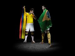 James Rodriguez looks to make history once again against Brazil