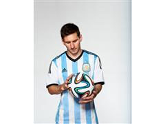 Preguntas y Respuestas ADIDAS al jugador Leo Messi, delantero de la Selección de Argentina, en Cuartos de Final de la Copa Mundial de la FIFA Brasil 2014™