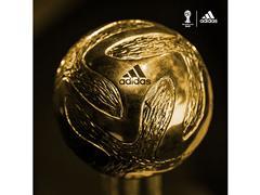 @brazuca revela os candidatos à Bola de Ouro da adidas