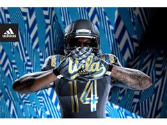 UCLA & adidas Unveil New TECHFIT Football Alternate Uniforms