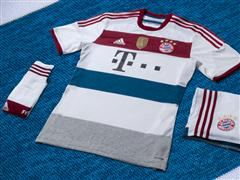FC Bayern Away Kit 2014/2015