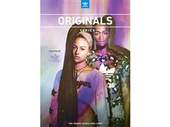adidas Originals Series The Unique Characters Issue- die dritte Ausgabe !