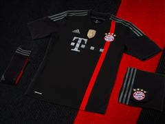 adidas unveils new Bayern Munich 2014/2015 third kit
