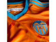 adidas presenta la segunda equipación del Valencia CF para la temporada 2014/2015