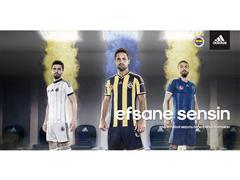 Fenerbahçe'nin yeni sezon adidas formaları taraftarlarla buluşuyor
