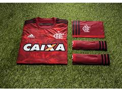 adidas and  Flamengo launch the club´s new third kit and a plant named after the club