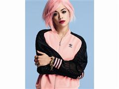 adidas Originals by Rita Ora FW14: Pastel and Colourblock