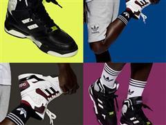 adidas Originals представляет обновленную версию классической баскетбольной модели кроссовок Torsion Artillery Hi