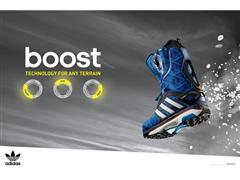adidas Snowboarding Introduces The BOOST™: Technology For Any Terrain