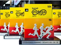 Etapa Rio do Boost Endless Run agita Aterro do Flamengo
