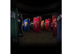 adidas basketball y NBA presentan los nuevos Swingman Jerseys en el comienzo de la temporada