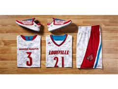 adidas/Louisville Unveil Uniforms for Armed Forces Classic