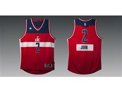 adidas and NBA Unveil Uniforms for 2014 NBA Christmas Day Games