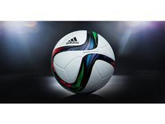 adidas revela su nuevo balón de fútbol para los torneos 2015
