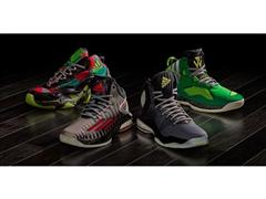 "adidas unveils the ""Bad Dreams"" collection for NBA Christmas Day Games"