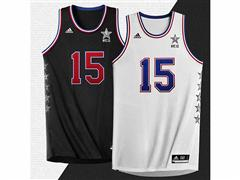 adidas and NBA Unveil 2015 NBA All-Star Uniforms