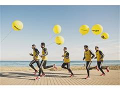 adidas running desembarca en Barcelona con la Boost Experience zone