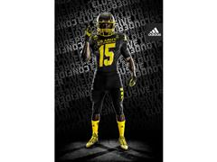 adidas Unveils New Uniforms for 2015 U.S. Army All-American Bowl