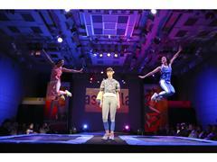 """adidas StellaSport Performance Runway""を開催"