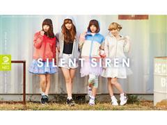 adidas NEO Label と Silent Siren  共同開発ミュージックビデオ「手をつないで」公開